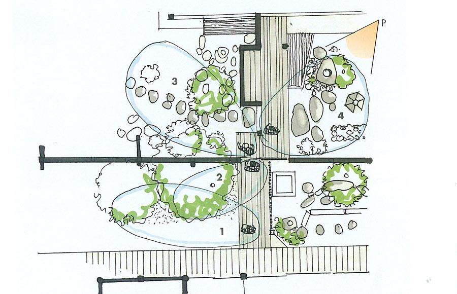 Architect sauzet principles influences of japanese for Architecture japonaise